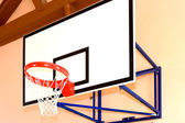 Basketball board — Stock Photo