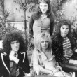 Постер, плакат: QUEEN UK group in 1976