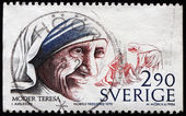Mother Theresa — Stock Photo