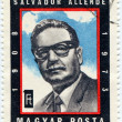 Salvador Allende — Stock Photo #45042089