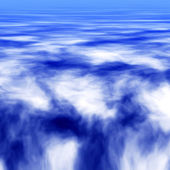 Cirrus clouds — Stock Photo