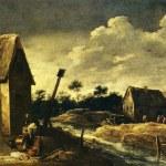 Постер, плакат: Painting by David Teniers the Younger