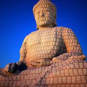 Altın buddha — Stok fotoğraf