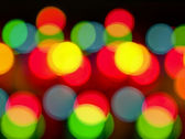 Light circles — Stock Photo