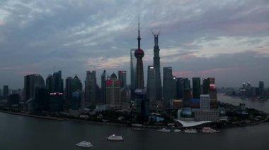 Shanghai composition — Stock Video