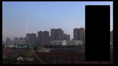 Future city — Stockvideo