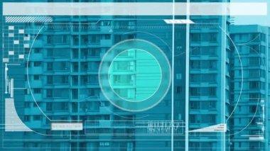 House surveillance — Stock Video