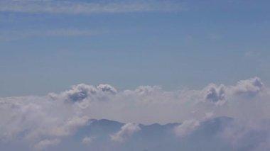 Huangshan Mountain in China — Wideo stockowe