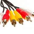 RCA cable — Stock Photo #6556495