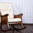 Rocking chair for the rest — Stock Photo #21150659