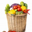 Healthy Organic Vegetables — Stock Photo #36089871