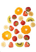 Collection of fruit — Stock Photo