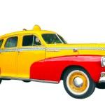 Постер, плакат: Vintage Taxi