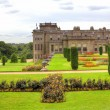 English Stately Home — 图库照片