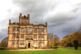 English Stately Home — Stock Photo