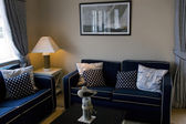 Modern living room interior. — Stock Photo