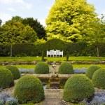 Formal English garden. — Stock Photo #27137327