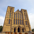 Stock Photo: Ripon Cathedral in North Yorkshire.