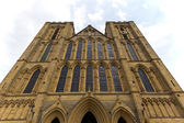 Ripon Cathedral in North Yorkshire. — Stock Photo
