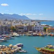 Stock Photo: Old harbour in Kyrenia, Cyprus.