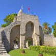 Bellapais Abbey in Kyrenia, Cyprus. — Foto de Stock