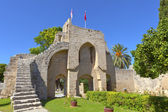 在凯里尼亚,塞浦路斯贝拉佩斯寺院修道院. — 图库照片