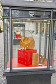 Luxury goods shopping in Berlin. — Stockfoto
