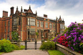 English Stately Home. — Stockfoto