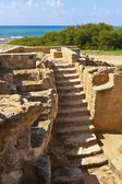 Tombs of the Kings in Paphos, Cyprus. — Stock Photo