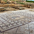 The Archaeological Helenistic and Roman site at Kato Paphos in Cyprus. — Stock Photo #44218449