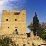Kolossi castle in Cyprus. — Stock Photo #46168443