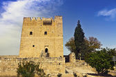 Kolossi castle in Cyprus. — Stock Photo