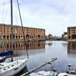 Постер, плакат: Historic Albert Dock in Liverpool