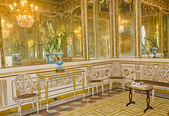 Interior of Albeniz palace in Barcelona (Spain) — Stock Photo