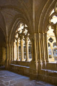 Monastery of Poblet — Stock Photo