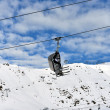 Ski lift — Stock Photo #27250781