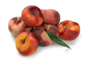 Fig peach and nectarine — Stock Photo
