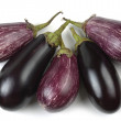 Постер, плакат: Eggplant varieties of graffiti