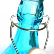 Stock Photo: Blue bottle