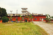 Airport Katmandu, Nepal — Stock Photo