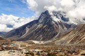 Mountain landscape of Himalayas — Stock Photo