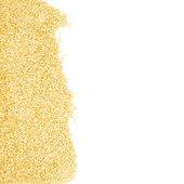 Quinoa-hintergrund — Stockfoto