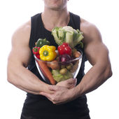 Raw Food — Stock Photo