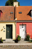 Houses — Stock Photo