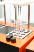 Work in lab — Stock Photo