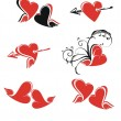 Royalty-Free Stock Vector Image: Valentines day illustration