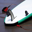 Board for surfing - Stock Photo