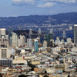 san francisco downtown — Stock Photo