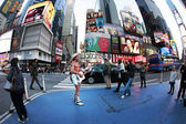 Naked Cowboy — Stock Photo