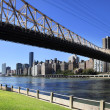 Queensboro Bridge — Stock Photo
